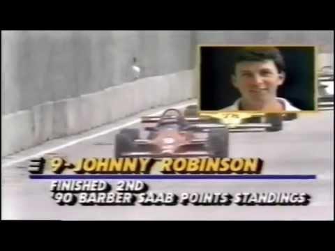 Barber Saab Pro Series Race 1991 Round 1 West Palm Beach