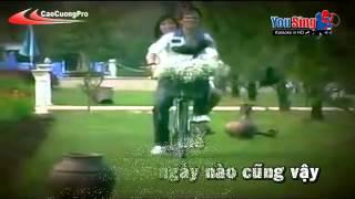 Dung Hoi Vi Sao Anh Yeu Em Karaoke - Lam Chan Huy