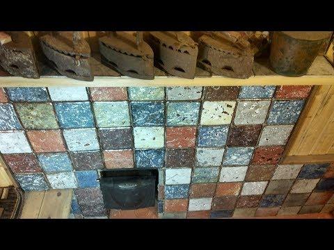 И ещё один отзыв о Ангара 2012 Inox, а так же обзор бани, в которой печь стоит ниже пола