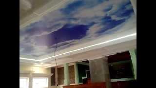 shutterstock натяжные потолки фотопечать