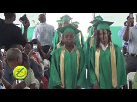 Belair Preparatory School Graduation 2016 video montage