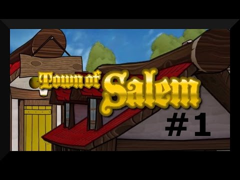 I'm Super Serial Right Now - Town Of Salem (Part 1)