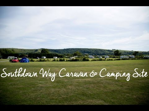 South Downs Way: Camping and Caravanning Site