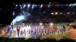 Cali Pachanguero - Inauguración Juegos Mundiales Cali 2013