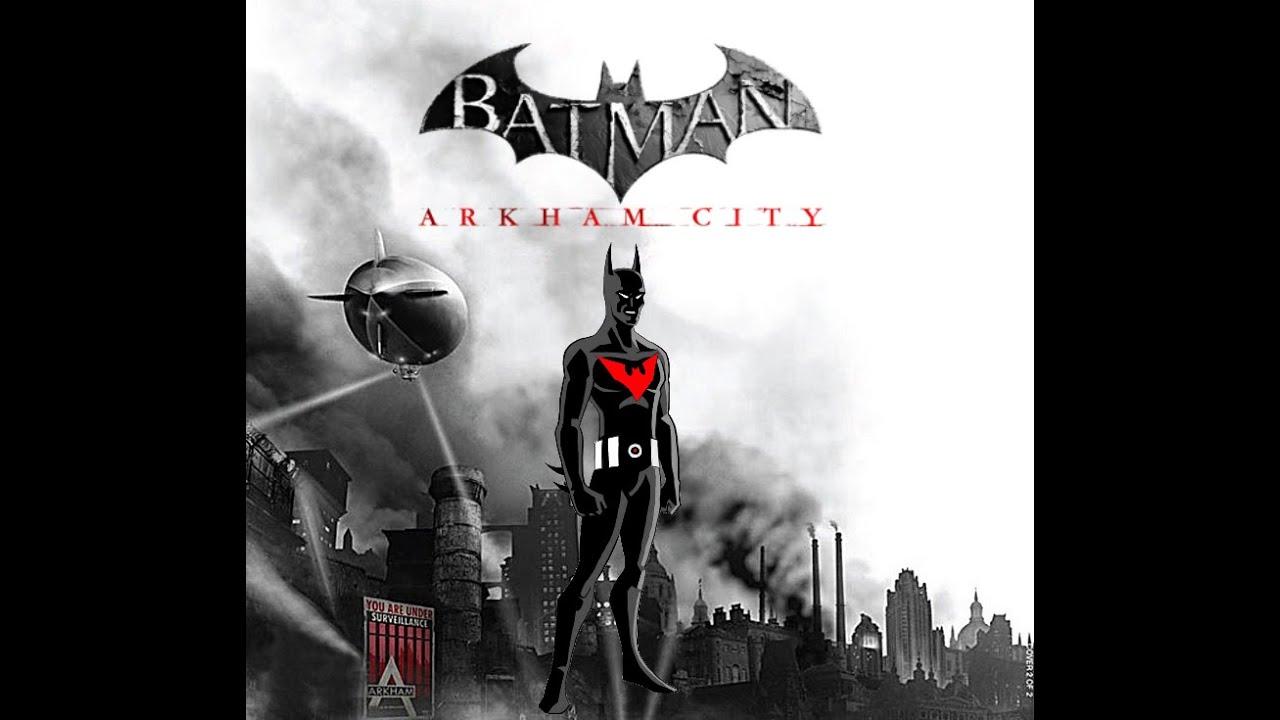 Batman: Arkham City (PC) - Batman Beyond Cartoon style ...