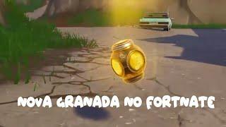 EM BUSCA DA NOVA GRANADA FORTNATE LIVE