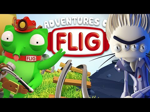 Adventures of Flig mobile game launch trailer (Android iOs Nokia X Windows Phone) #aoflig