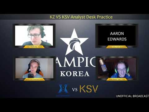 UK Shoutcasters Practice Analyst Desk #01 Full broadcast