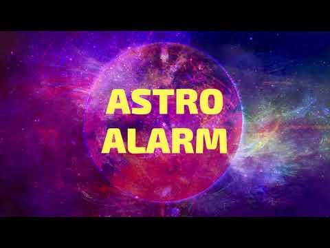 ASTRO ALARM ZA SUBOTU 17.08.2019.
