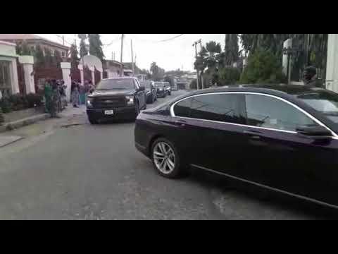 Download ABIOLA AJIMOBI BURIED AT HIS ESTATE IN IBADAN