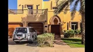 Beautiful 5 Bedroom Garden Home Villa Palm Jumeirah