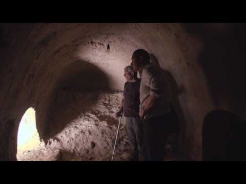Inside Ancient Jewish Tombs in Upper Galilee
