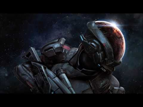 Mass Effect Andromeda - 1 Hour Galaxy Map Theme