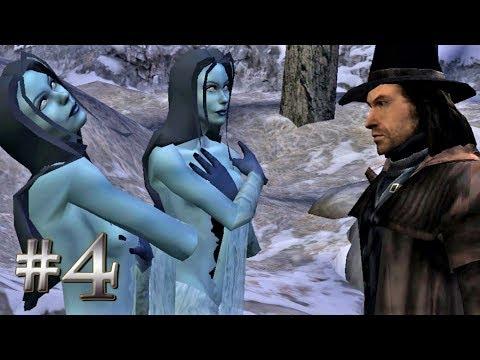 Van Helsing (PS2) Walkthrough Part 4