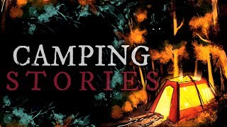 5 True Scary Camping Stories