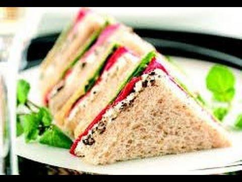 Recetas infantiles sandwich dulce receta para ni os for Comida saludable para ninos