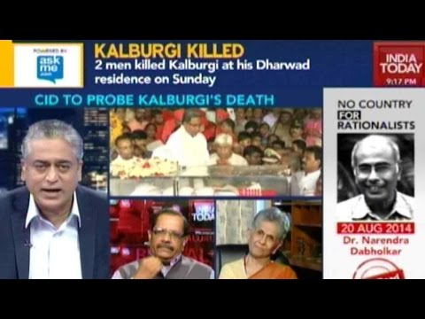 News Today At Nine: Karnataka Police Fail To Make Headway In Kalburgi Murder