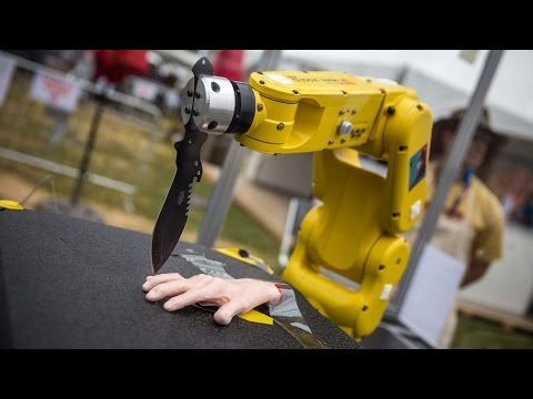Google Research's Projects at Maker Faire