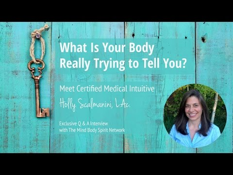 Q & A Interview With Certified Medical Medium Holly Scalmanini
