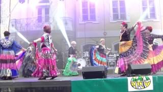 Zespół taneczny ZORBA Uniwersytetu III-go Wieku w Drezdenku