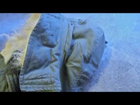 (NAL0024) 82 US,Military Parka Extreme Cold Weather Type N-3B