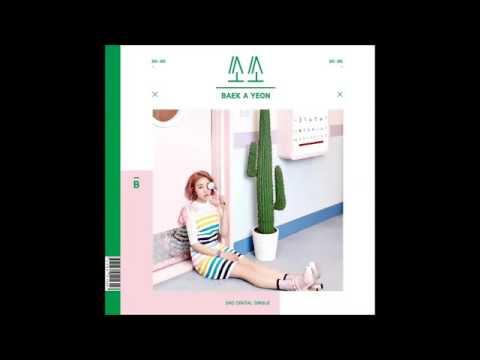 Baek A Yeon (백아연) 쏘쏘 (So So) [AUDIO]
