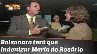Juíza determina que Bolsonaro indenize Maria do Rosário Inscreva-se...