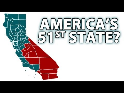 Will California Split, Create 51st State?