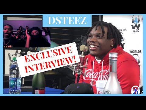 Worlds 🌍 Radio-Dsteez on surviving being shot + BEEF with rivals + New Single *UCK IT