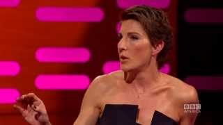 "Tamsin Greig Shares ""The Best Acting Tip"" - The Graham Norton Show on BBC America"
