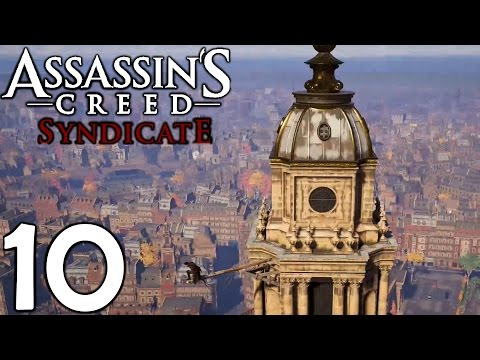St Paul's Cathedral! - Assassins Creed: Syndicate #10 [Deutsch/HD]