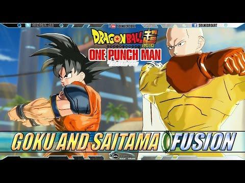 Goku and Saitama EX FUSION: Saitoku VS Lord Boros