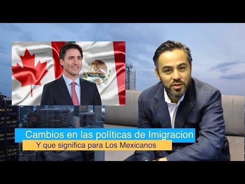 Mexicanos, pronto podran visitar Canada sin Visa, estudiantes aqui tu informacion