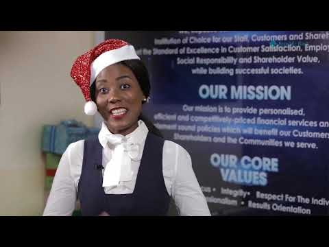 Republic Bank Ghana Staff Regional Christmas  Video Message