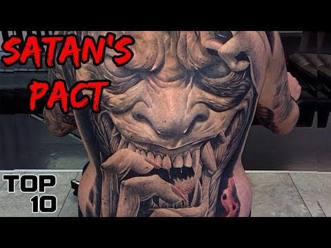 Top 10 Scary Tattoos That Actually Exist