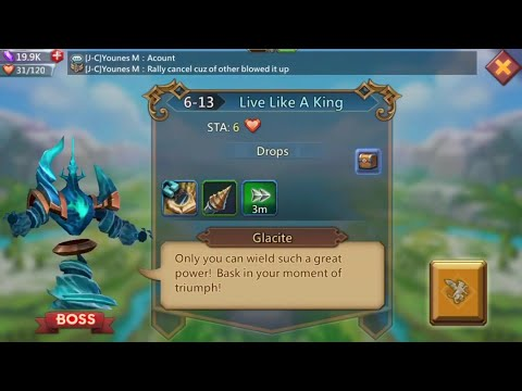 Lords Mobile Normal 6-13