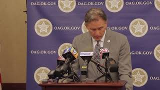 Oklahoma Attorney General comments on Julius Jones case