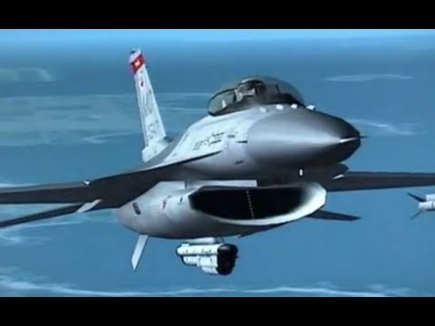 F-16 F 4.0+RV HQ A-A RADAR MODES PART 1