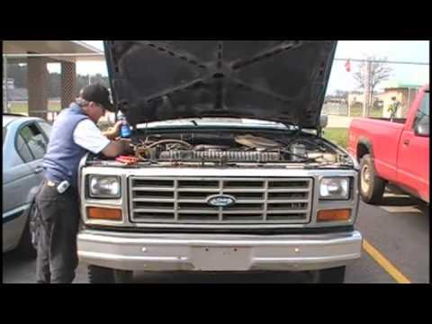 1986 Ford F250 6.9L Diesel 2 Years Since Last Start