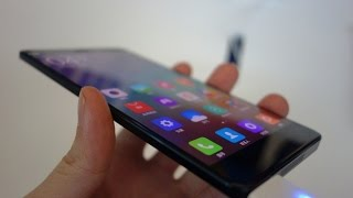 mi note pro official video and first look