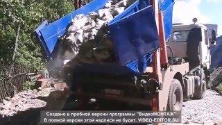 видео Вывоз мусор в Новосибирске