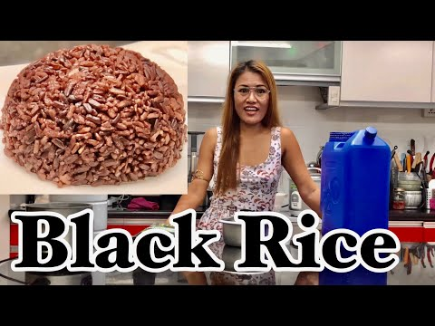 how-to-cook-black-rice?-healthy-rice