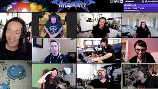 DragonForce AMONG US with Stevie T, Michael Angelo Batio, Jared Dines, Polyphia, Animals As Leaders