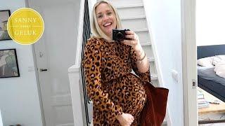 ''Dit had ik nooooit verwacht!!'' 😜37 weken zwanger | Sanny zoekt Geluk
