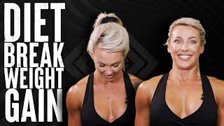Diet Break Weight Gain!? | Weekly Update with Holly Baxter | August 31 2021