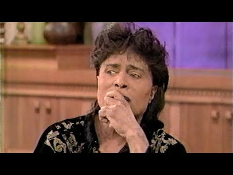 Emotional Little Richard Interview On The Donny & Marie Osmond Talk Show