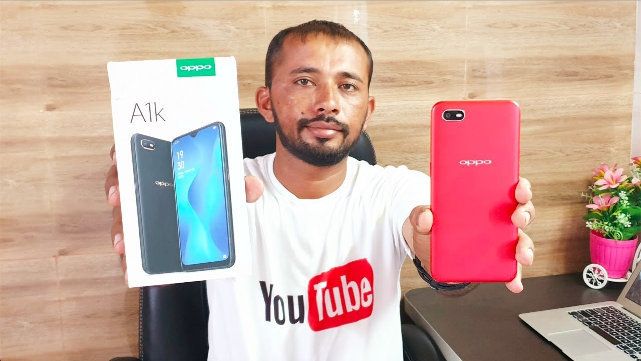 Oppo A1k Unboxing and Full Review