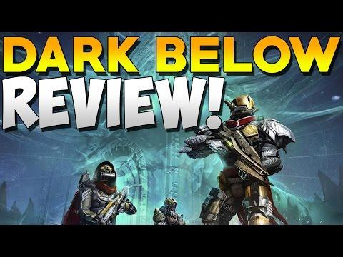 DESTINY DARK BELOW REVIEW! Destiny Dark Below Buy or Pass (Destiny DLC Game Review)