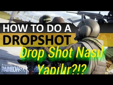 HAVADA DROP SHOT NASIL YAPILIR PUBG MOBİLE / HAVADA YATMA NASIL YAPILIR 2021 / DROPSHOT