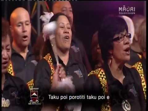 Poi E - Patea Maori Club with lyrics